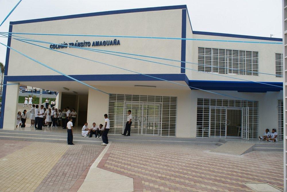 Colegio Tránsito Amaguaña