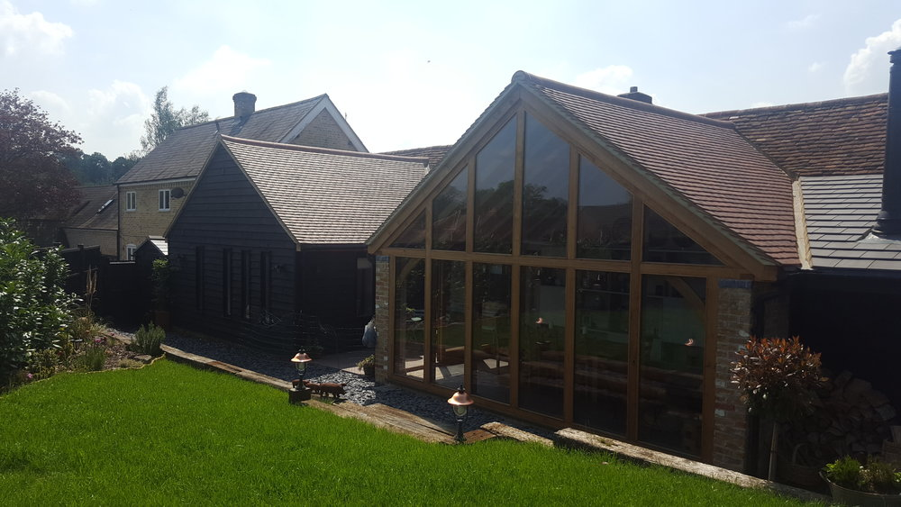 Barn extensions & refurbishment