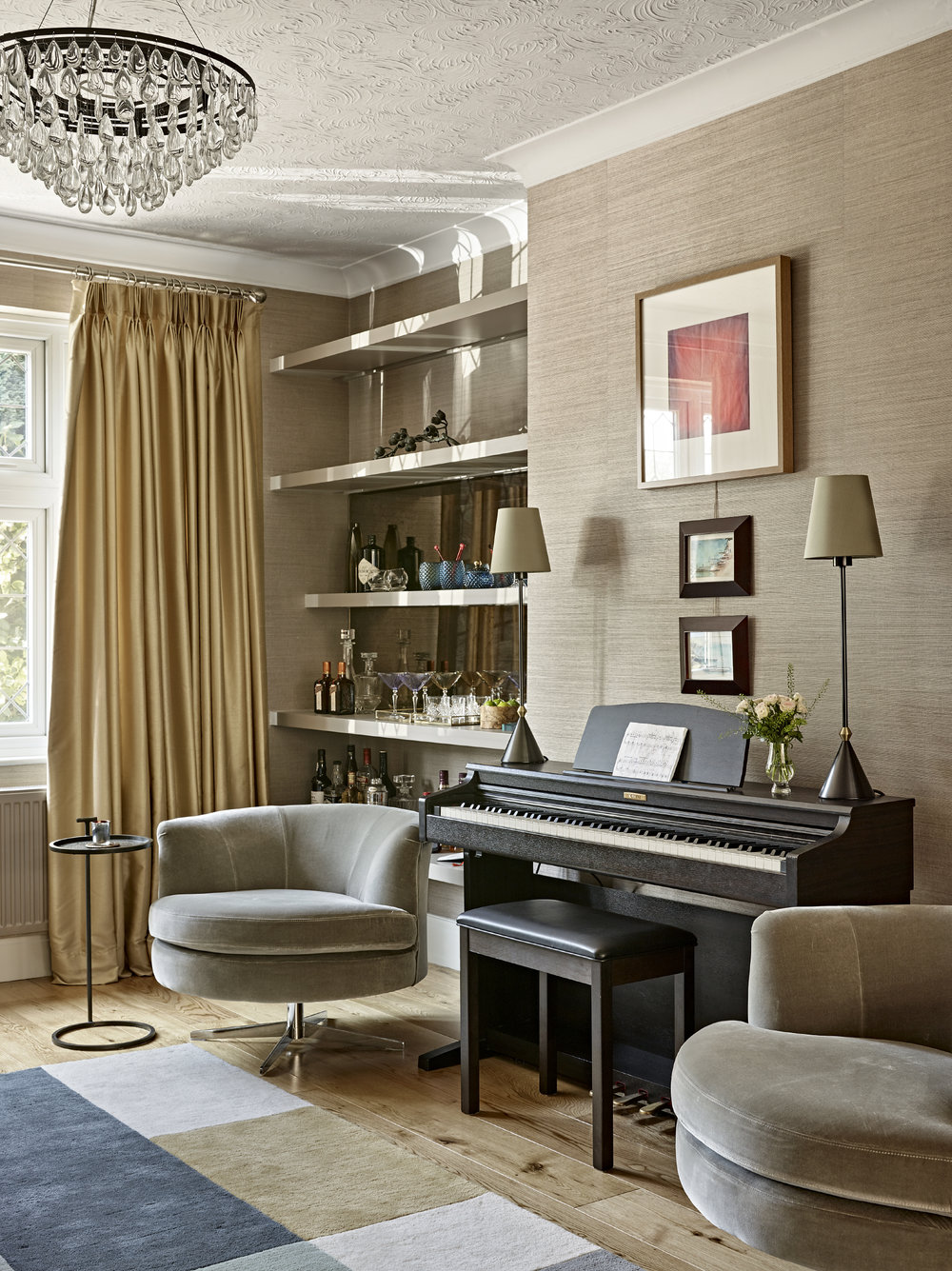 Music and Family Room
