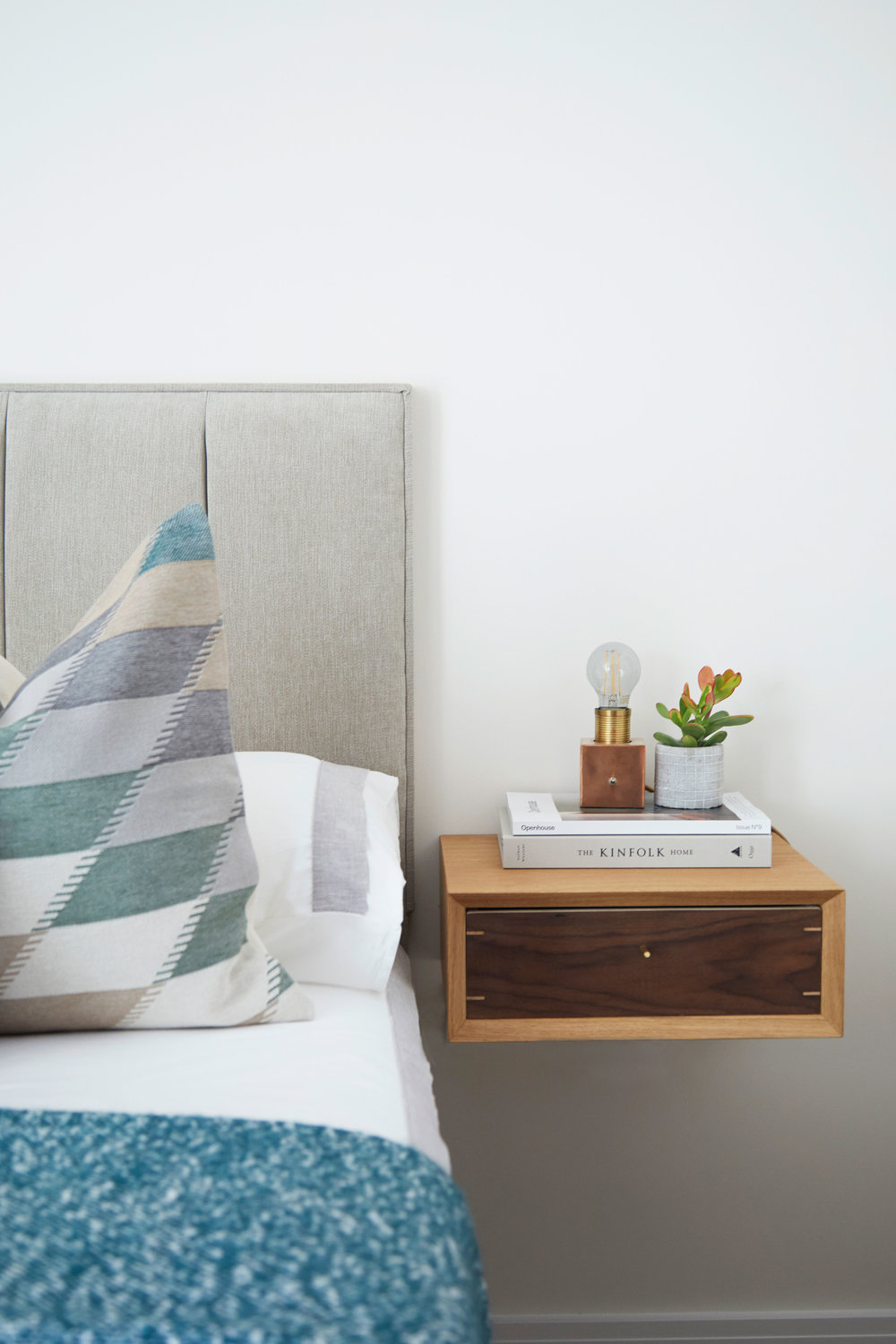Guest Bedroom Battersea Modern Apartment