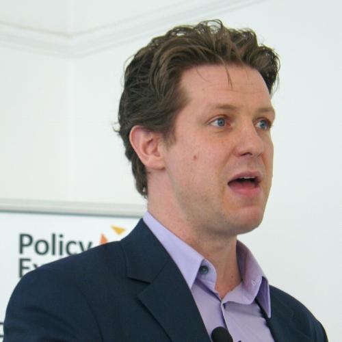 Fraser Nelson keynote speaker