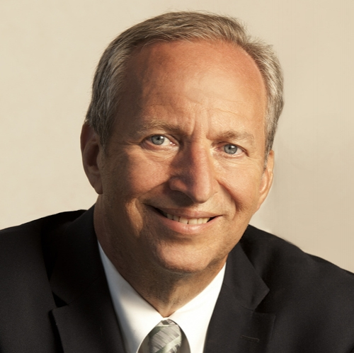 Lawrence Summers keynote speaker