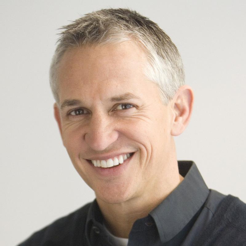 Gary Lineker keynote speaker