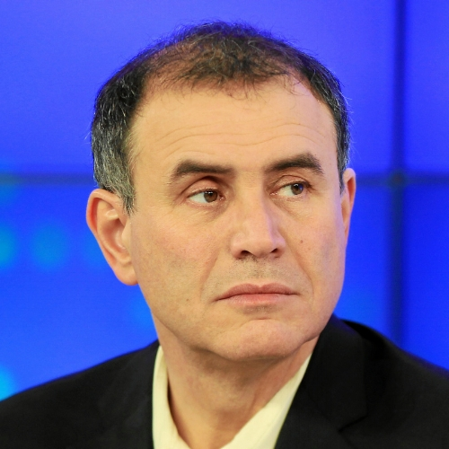 Nouriel Roubini keynote speaker