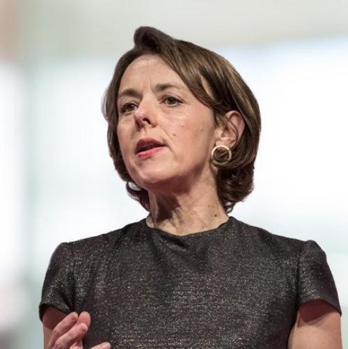 Lucy Kellaway keynote speaker