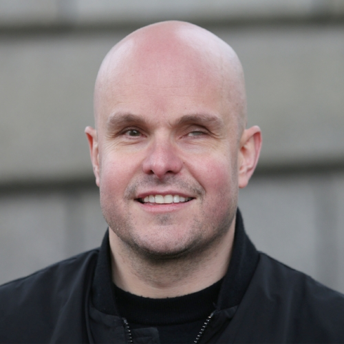 Mark Pollock keynote speaker