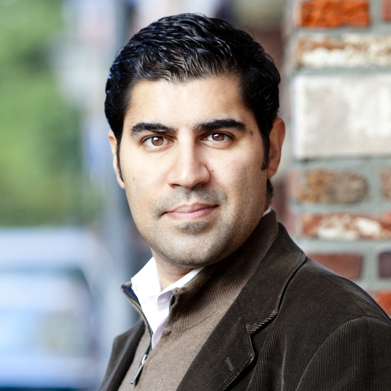 PARAG KHANNA   Author, The Asian World Order (forthcoming, 2019)