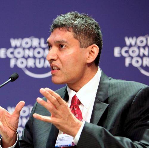 Eswar Prasad keynote speaker