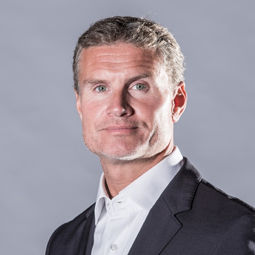 DAVID COULTHARD - Legendary F1 racer
