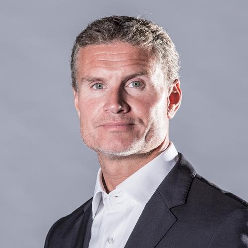David Coulthard inspirational speaker
