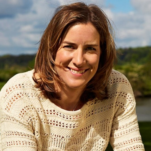 KATHERINE GRAINGER - Olympic Gold-winning rower