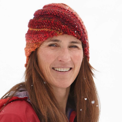Cathy O'Dowd - First woman to climb Everest from both the north and south sides.