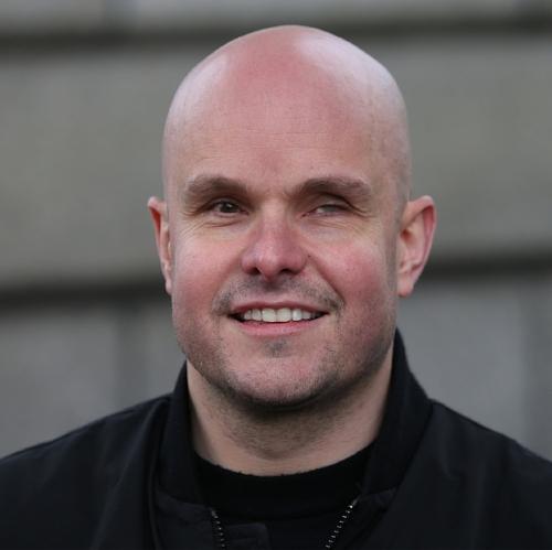Mark Pollock motivational speaker