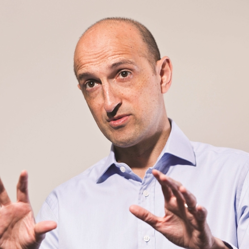 Matthew Syed - Expert on peak performance, and best-selling author of Black Box Thinking (2016).
