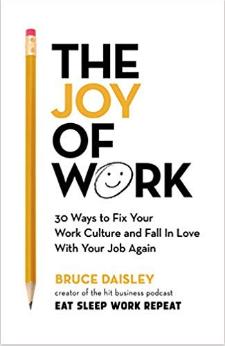 Bruce Daisley keynote speaker