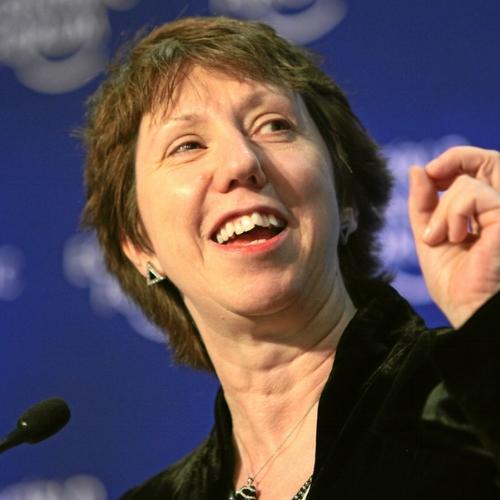Catherine Ashton keynote speaker