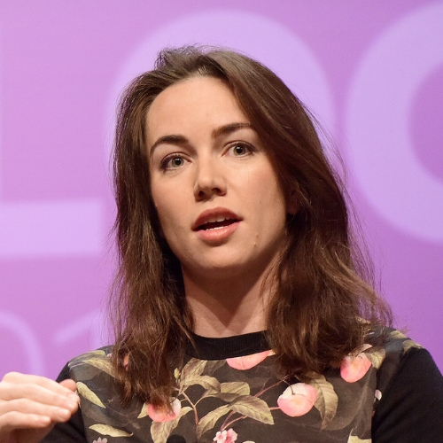 Liv Boeree keynote speaker