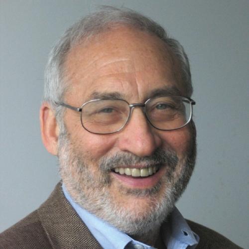 Joseph Stiglitz economics speaker