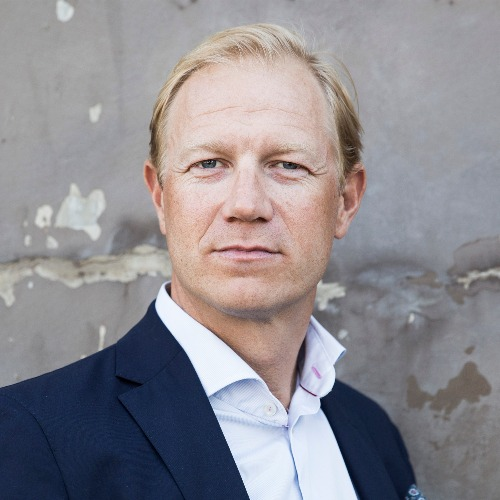 Jonas Kjellberg keynote speaker