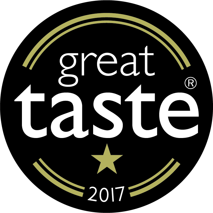 Our Almond Coconut with a hint of Lemon won a gold star from Great Taste.