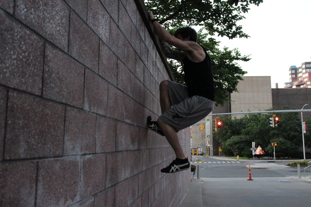 Who is Stamford Parkour? - Stamford Parkour brings the discipline of parkour to the Fairfield County region and its surrounding areas. Our goal is to develop our abilities of overcoming obstacles, both physically and mentally (...)