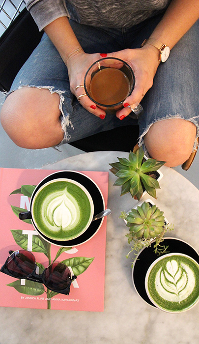 Chalait Matcha Latte