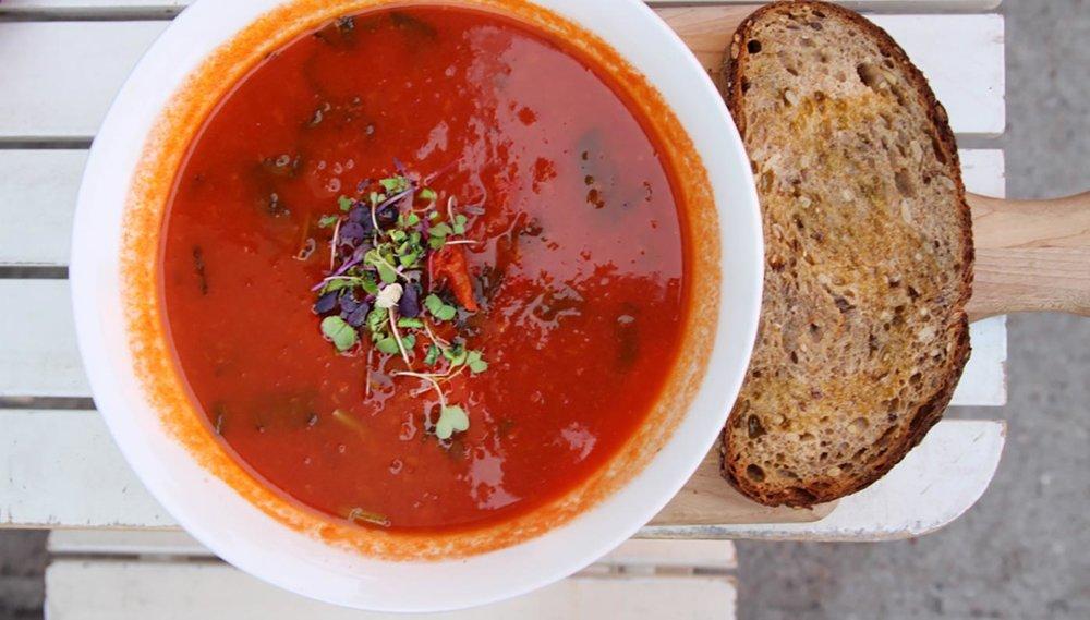 Bluestone Lane Soup