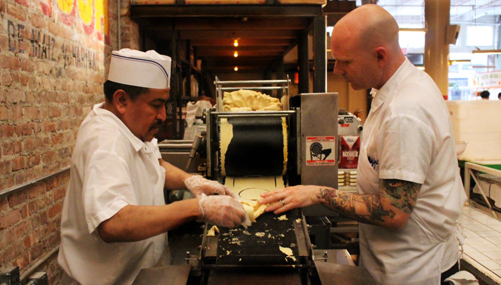 Behind The Scenes Of Tacombi's Maize Tortillas