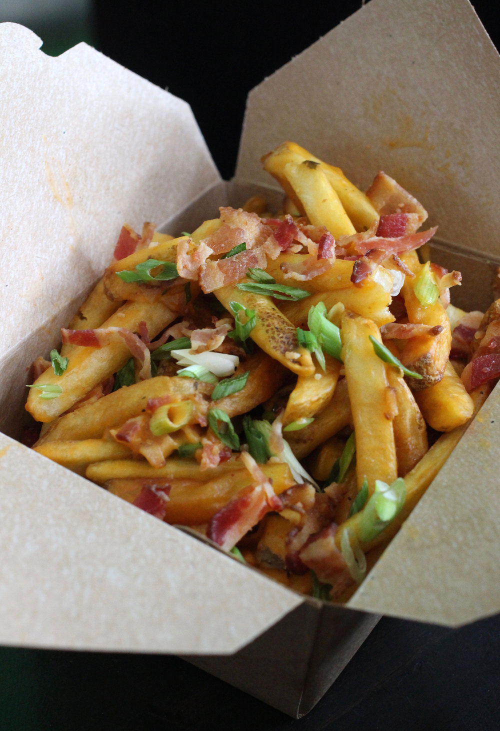 The Fat Rooster Loaded Fries