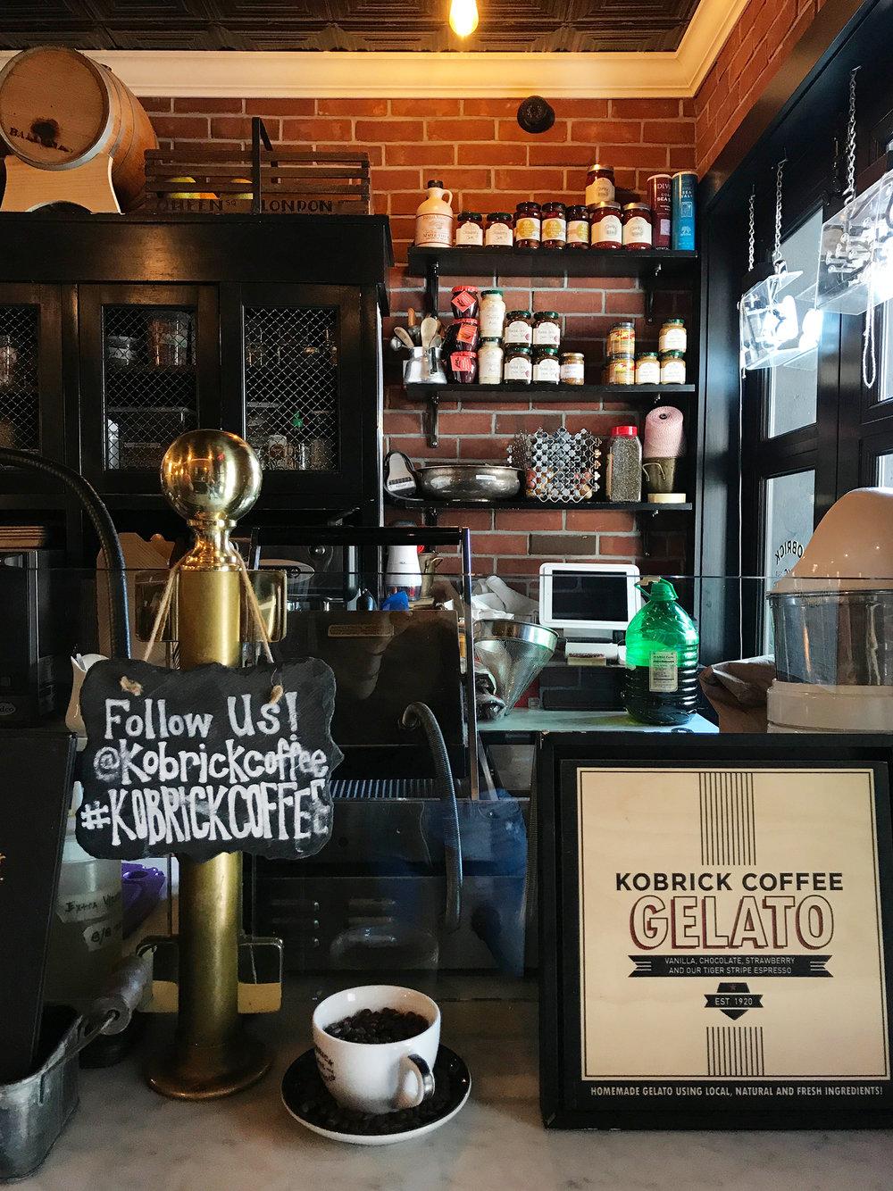 Kobrick Coffee