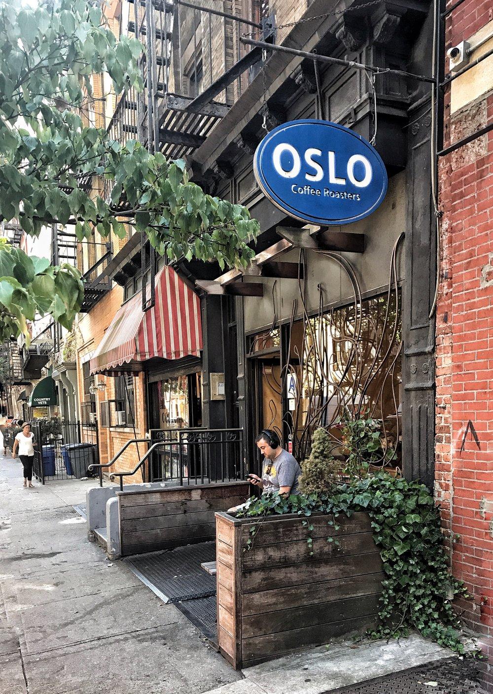 Oslo Coffee Roasters