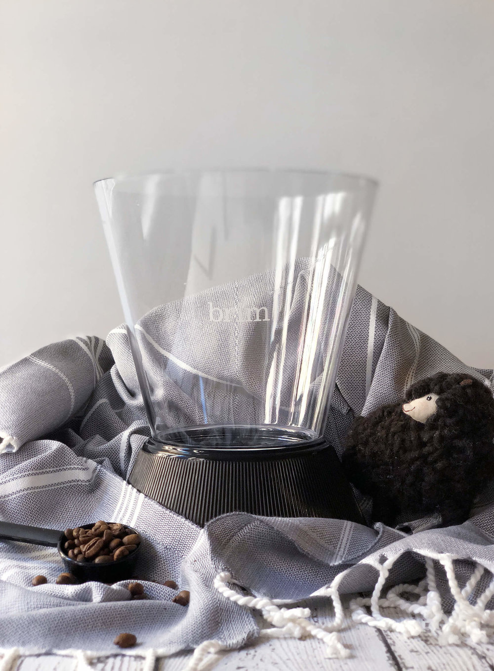 Brim Smart Valve Cold Brew Coffee Maker
