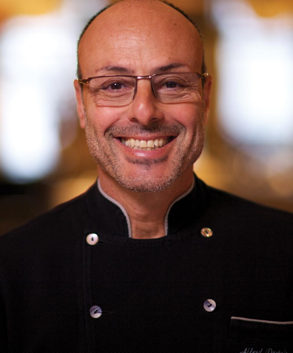Chef Alfred Portale