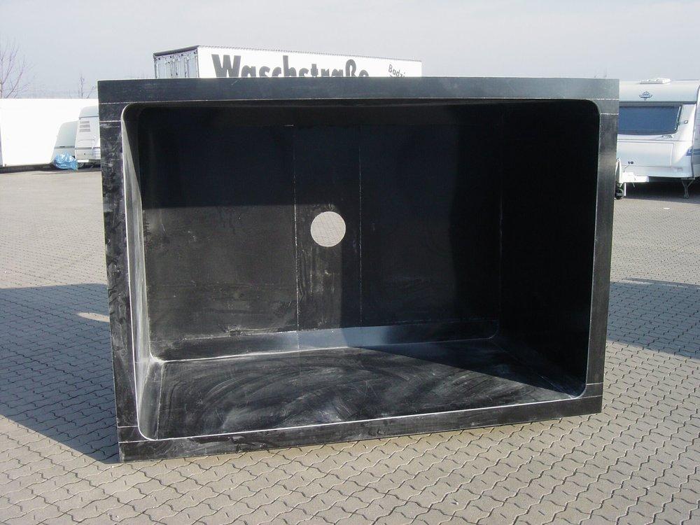 Quarantänebecken fürKoi2500l -