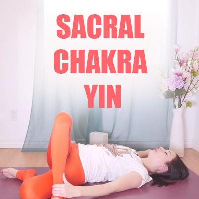 Yin Yoga for sexual trauma healing