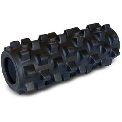 In addition to doing yoga for sexual assault healing, foam rollers work out knots caused by post-traumatic stress
