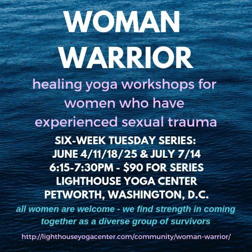 Healing Yoga for Sexual Assault Survivors - Washington, D.C.