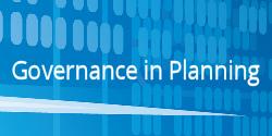 Governance in planning