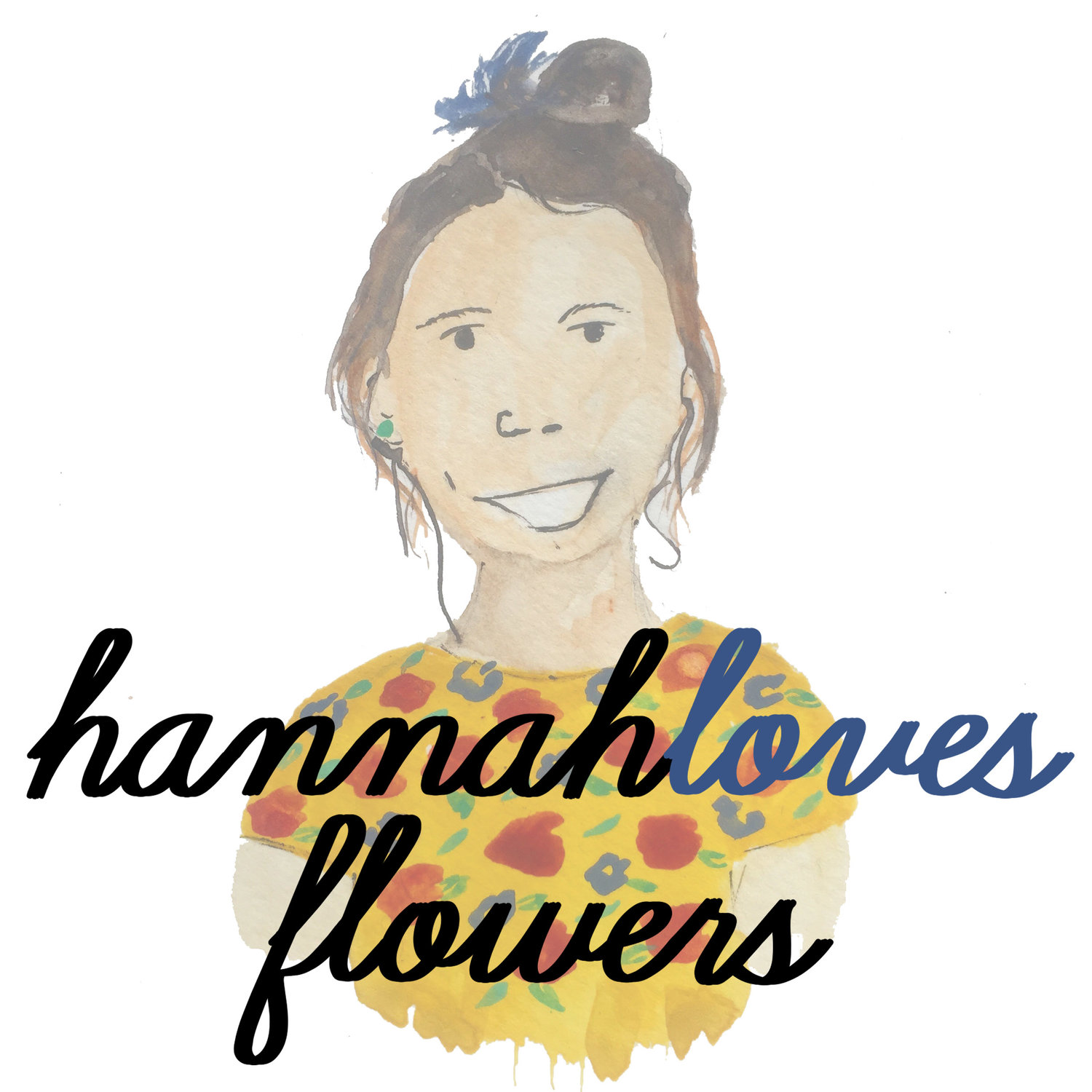 Hannah Loves Flowers