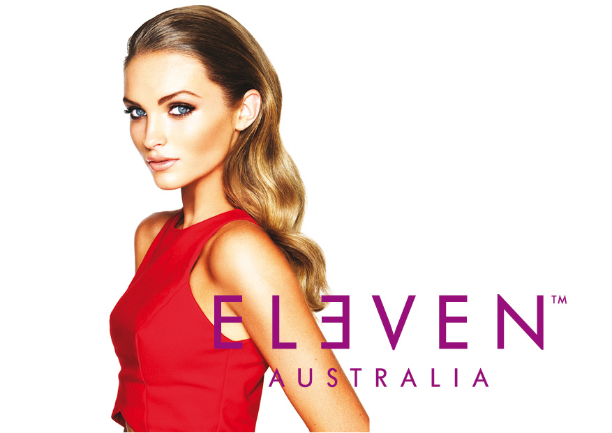 ONE GIRL ELEVEN LOOKS #LOOK 2 - SLEEK & SHINE
