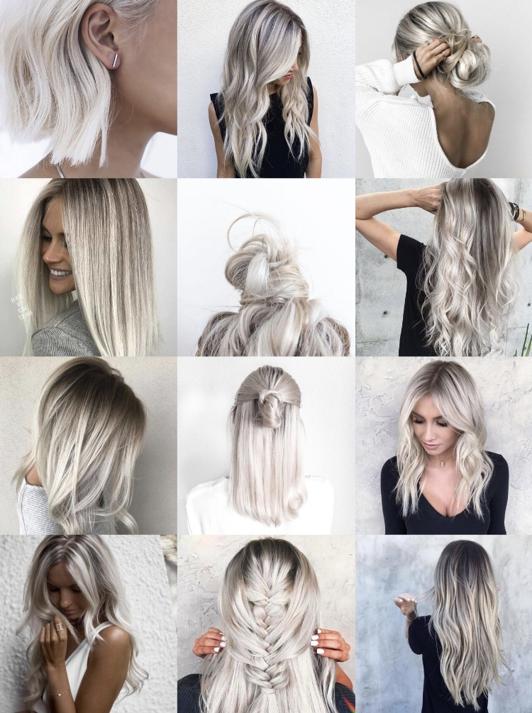 COOL IS THE NEW HOT! - ICE BLOND, ASH BLOND, COOL BLOND