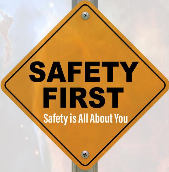 Customer Safety First