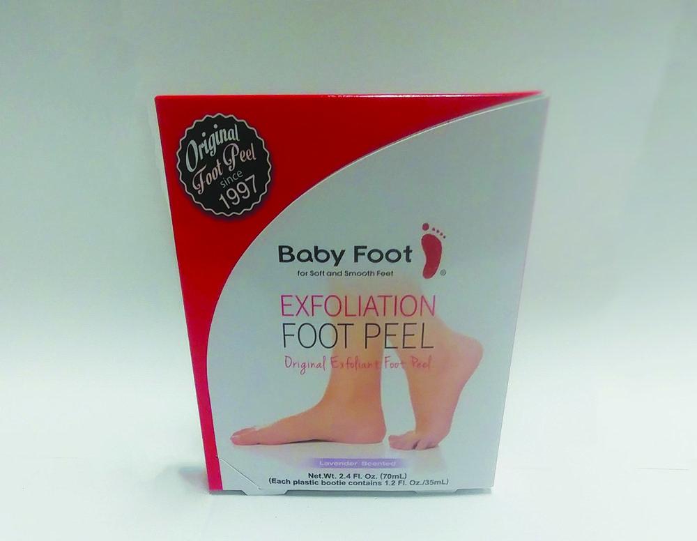 Baby Foot Exfoliating Foot Peel | $25.00