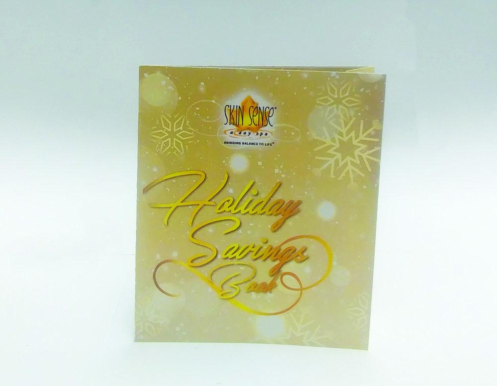 Holiday Savings Book | $35.00