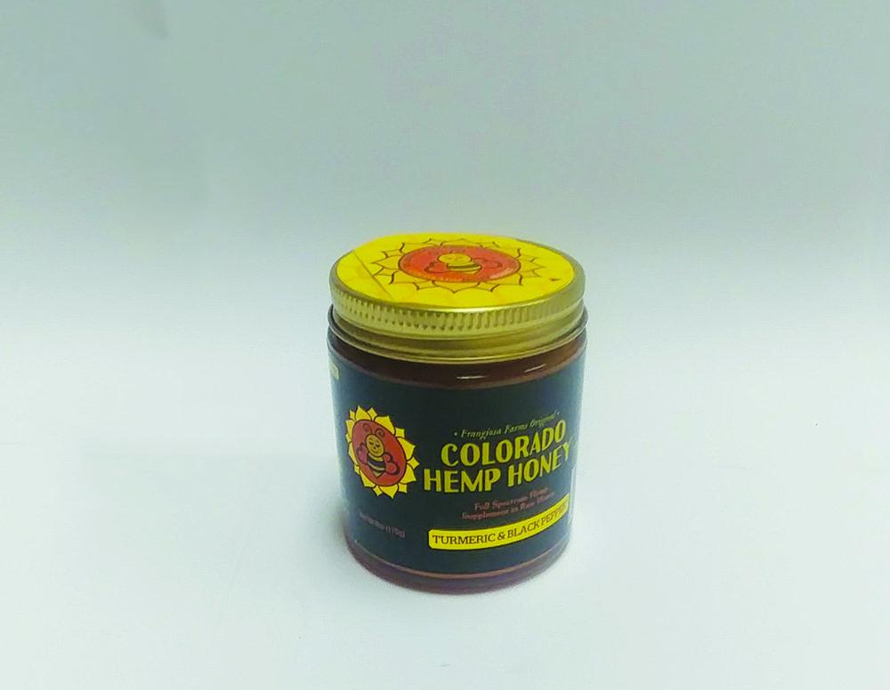Colorado hemp Honey 6 oz. | $30.00