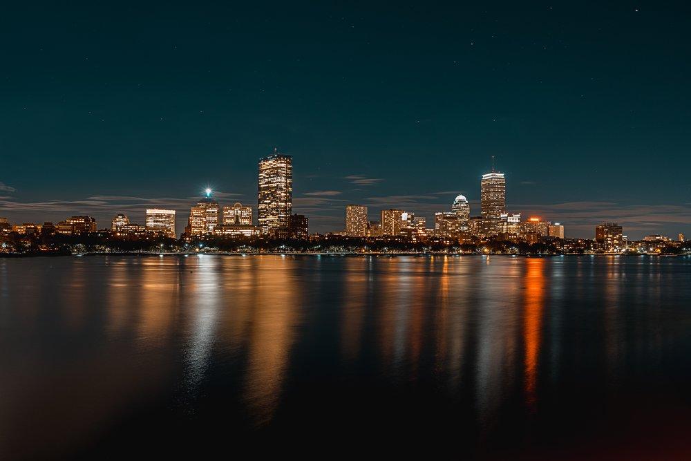 Boston Harbor -