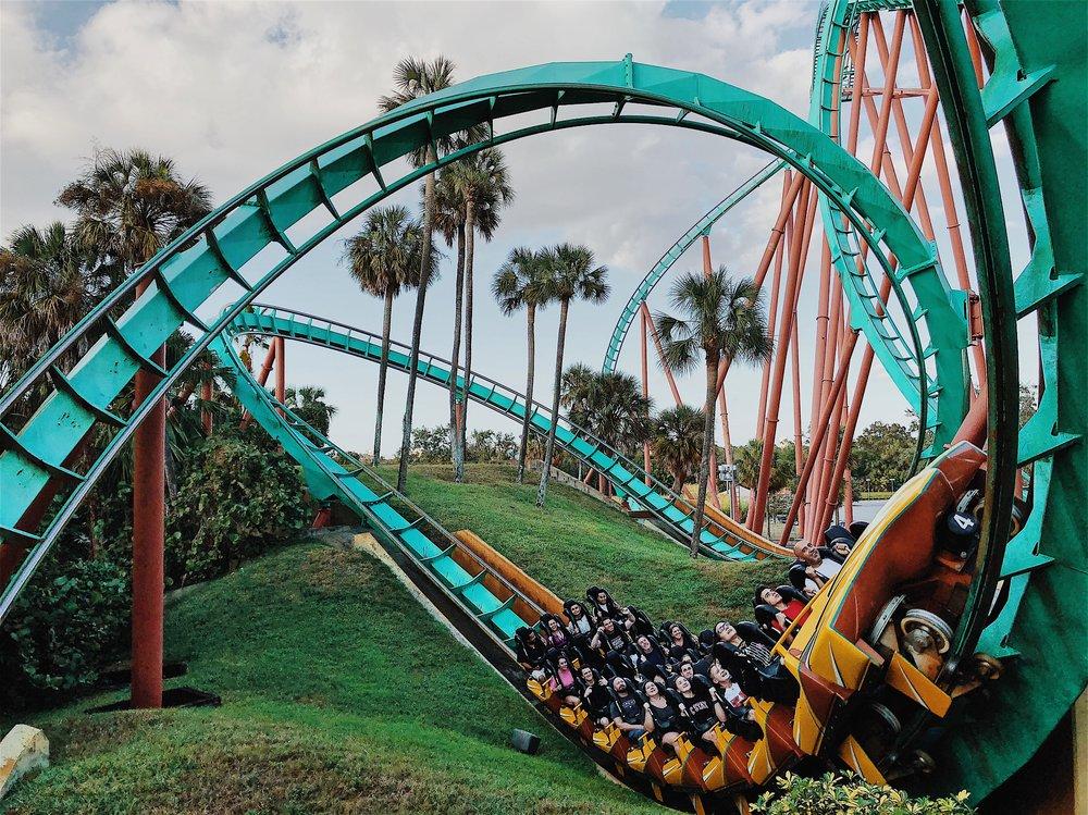 Busch Gardens -