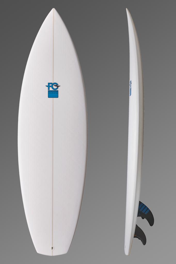 FCD Surfboards Shortboard Wild Boar Deck + Profile