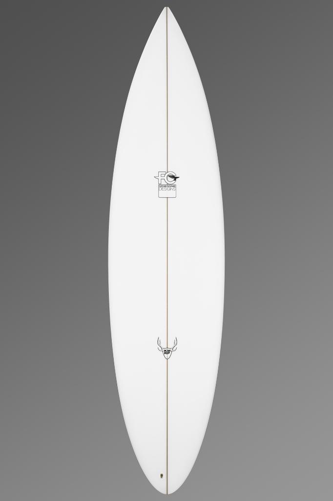 FCD Surfboards Shortboard KMRP
