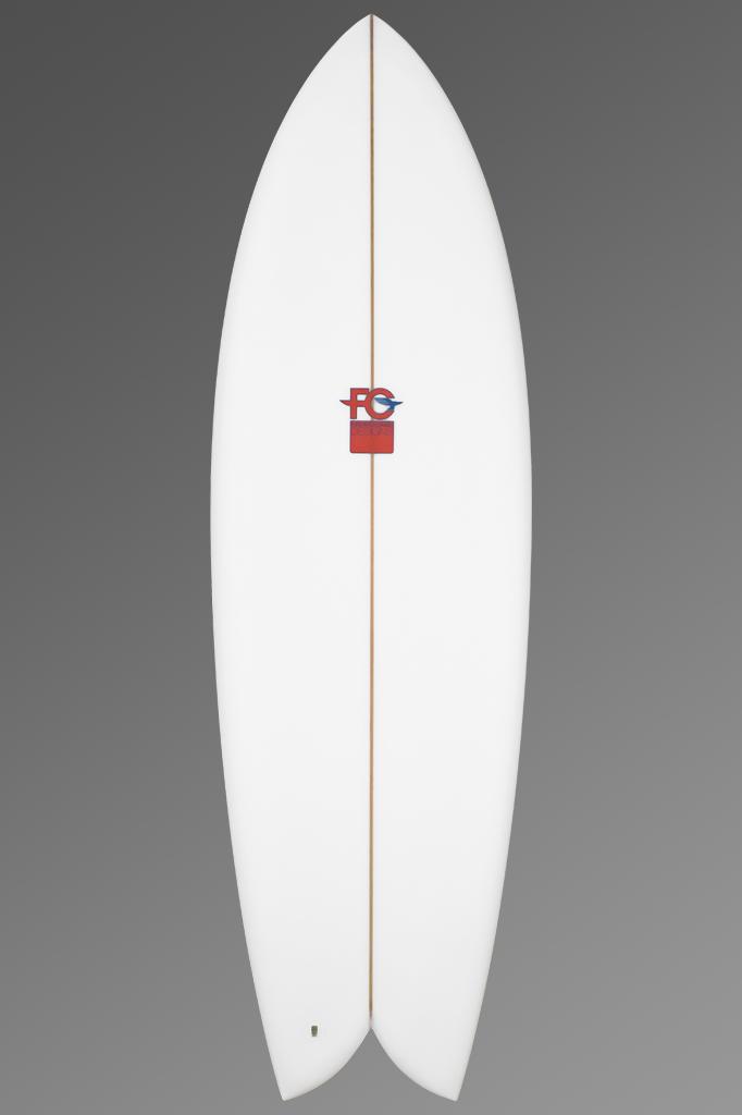 FCD Surfboards Shortboard Deck
